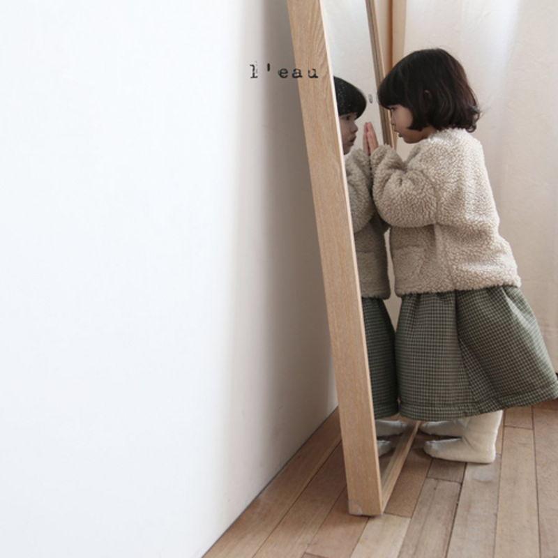 LEAU - Korean Children Fashion - #Kfashion4kids - 2 Type One-piece - 10