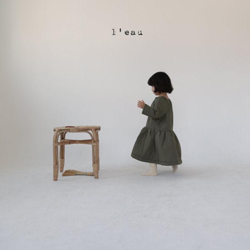 LEAU - Korean Children Fashion - #Kfashion4kids - 2 Type One-piece - 11