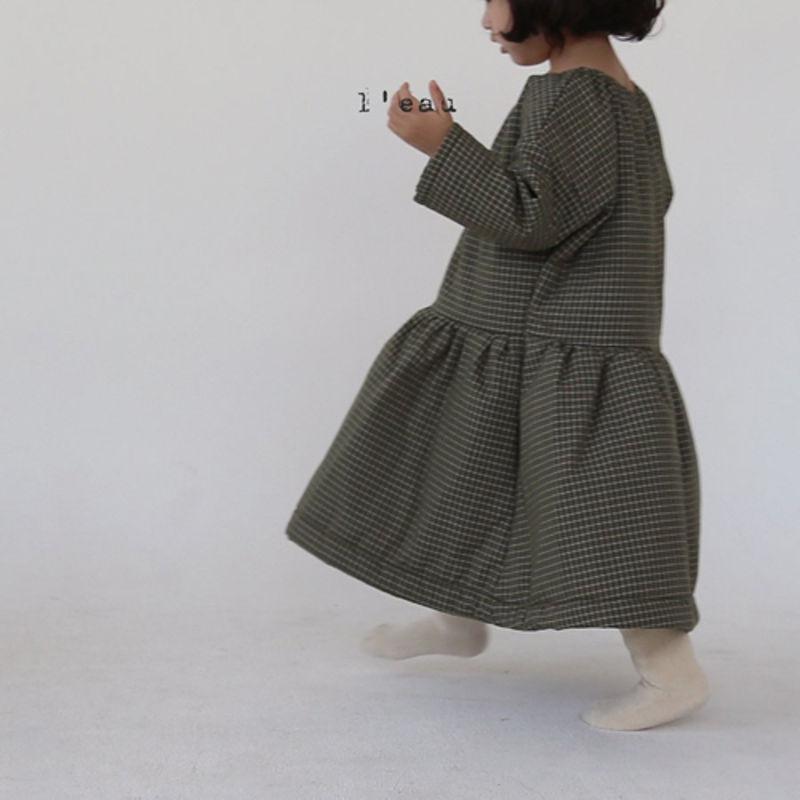 LEAU - Korean Children Fashion - #Kfashion4kids - 2 Type One-piece - 12