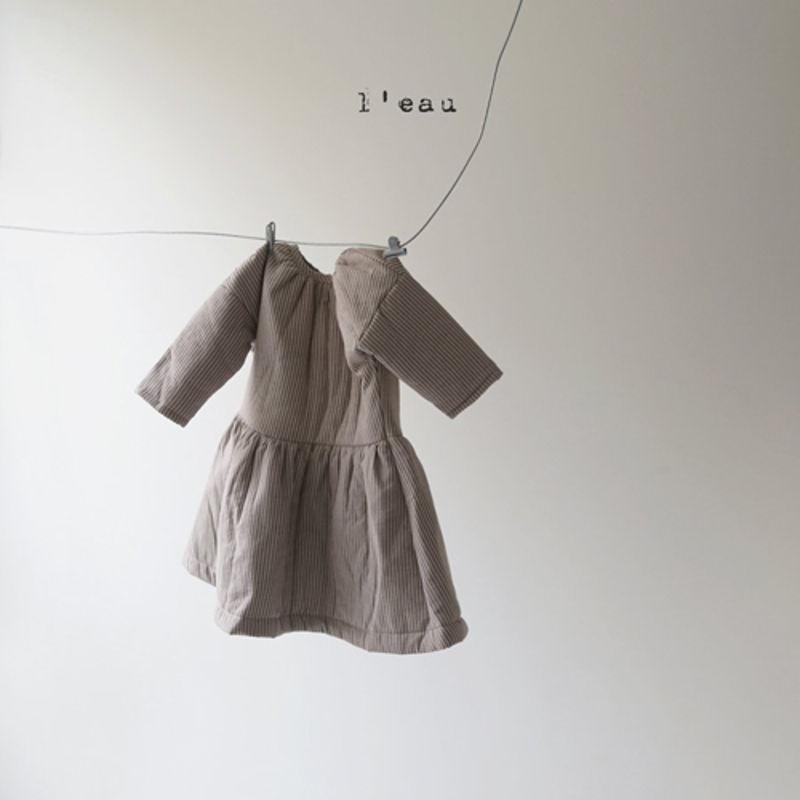 LEAU - Korean Children Fashion - #Kfashion4kids - 2 Type One-piece - 3