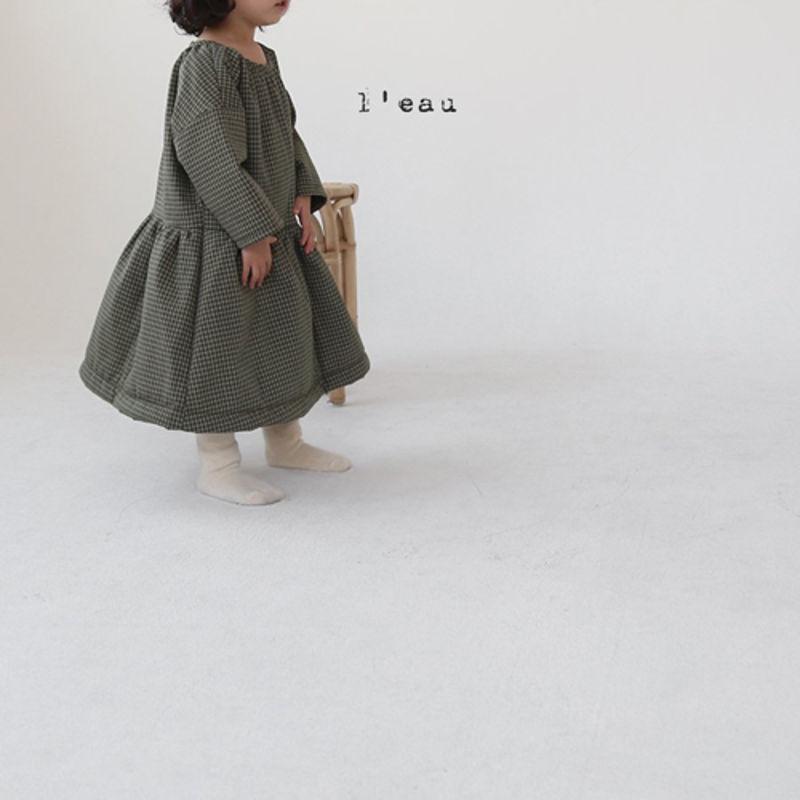 LEAU - Korean Children Fashion - #Kfashion4kids - 2 Type One-piece - 5