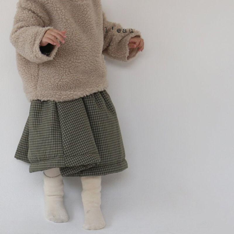 LEAU - Korean Children Fashion - #Kfashion4kids - 2 Type One-piece - 6