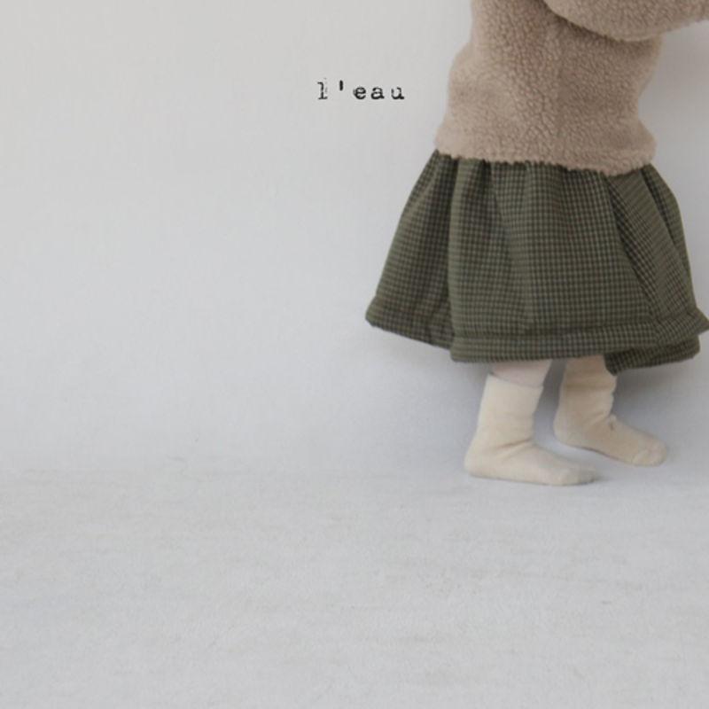 LEAU - Korean Children Fashion - #Kfashion4kids - 2 Type One-piece - 8