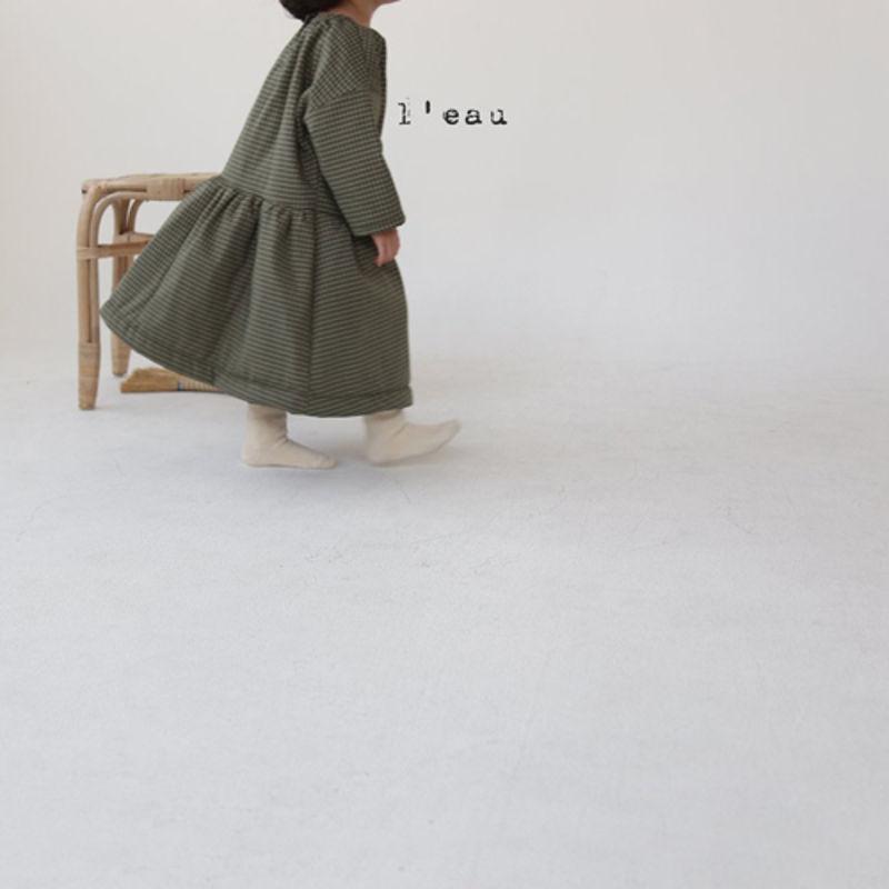 LEAU - Korean Children Fashion - #Kfashion4kids - 2 Type One-piece - 9