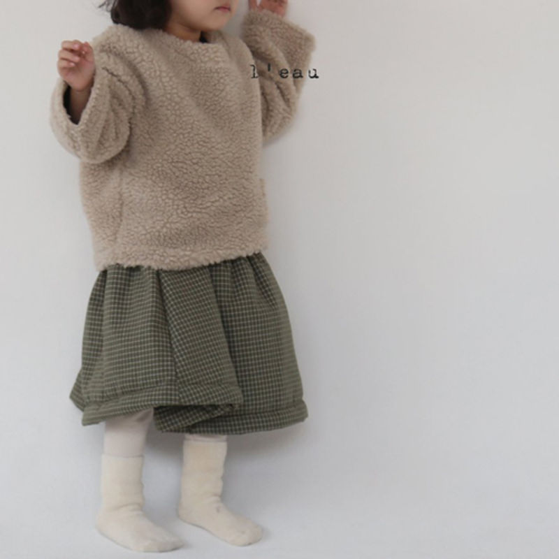 LEAU - Korean Children Fashion - #Kfashion4kids - Mongle MTM - 4