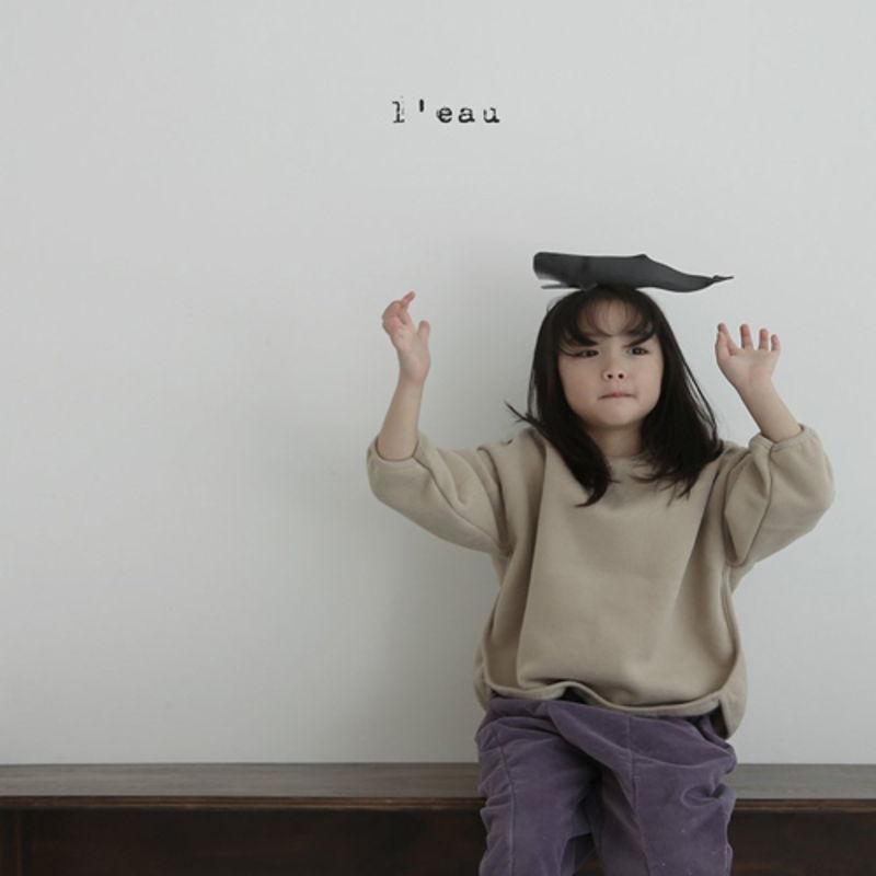 LEAU - Korean Children Fashion - #Kfashion4kids - Cotton Velvet Pants - 9