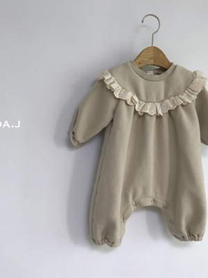 LINDA J - BRAND - Korean Children Fashion - #Kfashion4kids - Lanny Baby Bodysuit