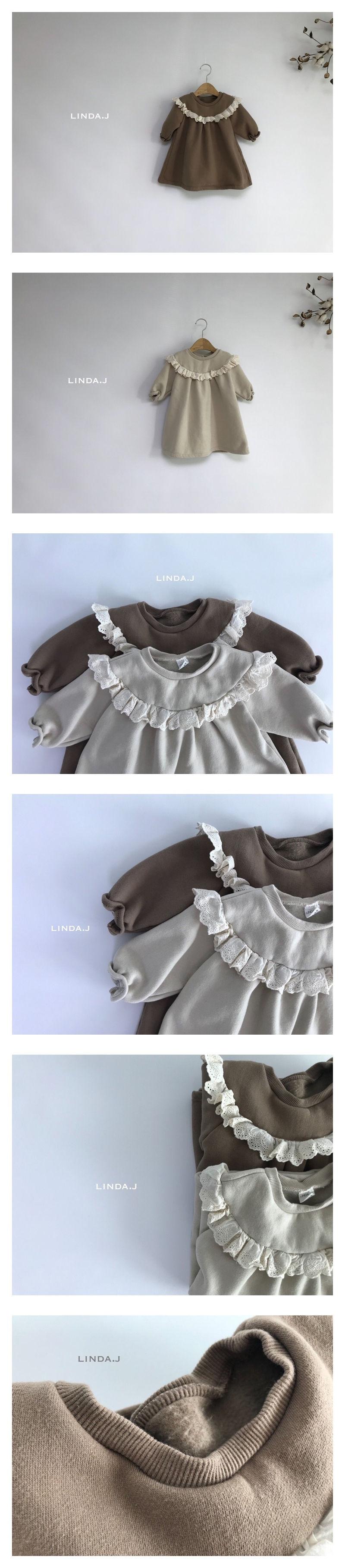 LINDA J - Korean Children Fashion - #Kfashion4kids - Lanny One-piece