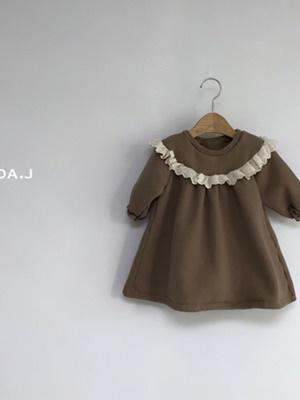 LINDA J - BRAND - Korean Children Fashion - #Kfashion4kids - Lanny One-piece
