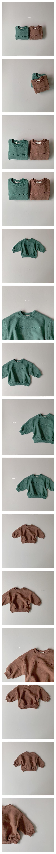 LINDO - Korean Children Fashion - #Kfashion4kids - Life Fleece MTM