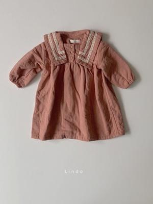 LINDO - BRAND - Korean Children Fashion - #Kfashion4kids - Large Bonding One-piece