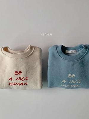 LINDO - BRAND - Korean Children Fashion - #Kfashion4kids - Human Fleeced MTM