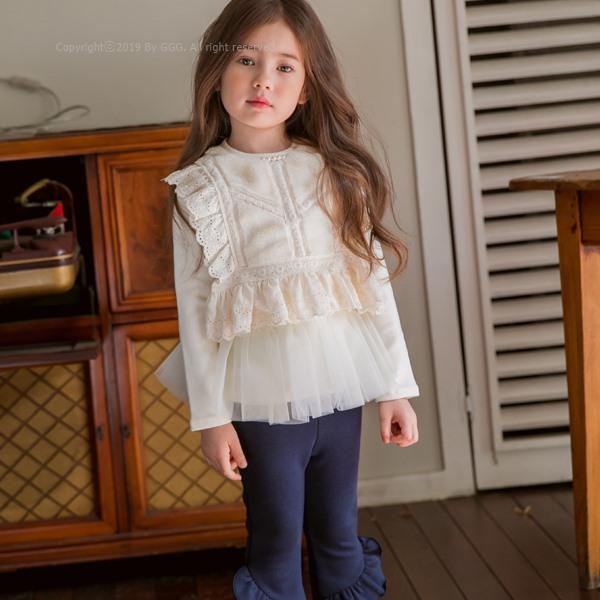 MARI AN U - BRAND - Korean Children Fashion - #Kfashion4kids - Mink Blouse