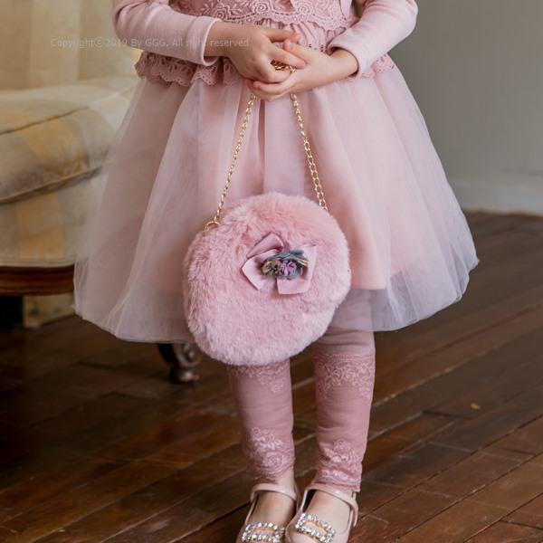 MARI AN U - BRAND - Korean Children Fashion - #Kfashion4kids - Mink Bag