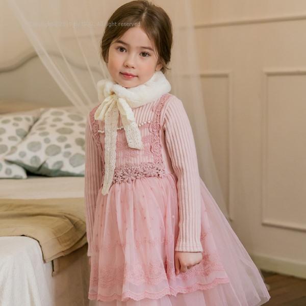 MARI AN U - BRAND - Korean Children Fashion - #Kfashion4kids - Minuet Muffler