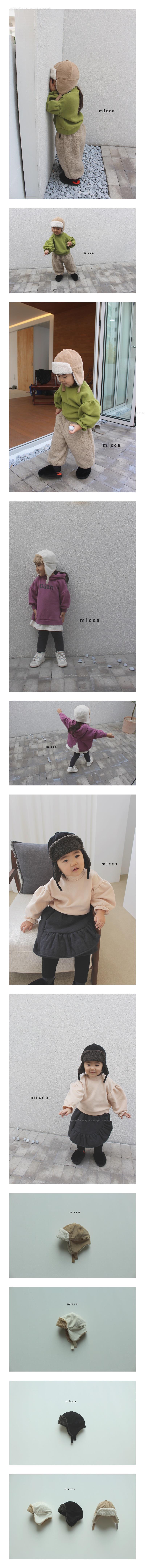 MICCA - Korean Children Fashion - #Kfashion4kids - True Hat