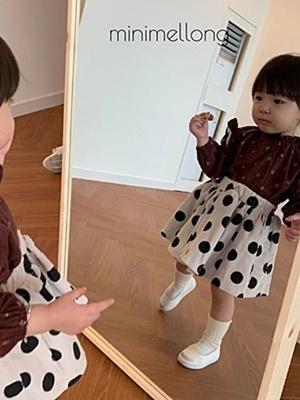 MINIMELLONG - BRAND - Korean Children Fashion - #Kfashion4kids - Bonding Oslo Blouse