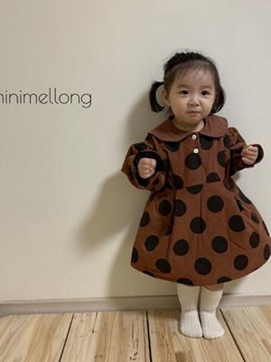 MINIMELLONG - BRAND - Korean Children Fashion - #Kfashion4kids - Bonding Rabbit One-piece