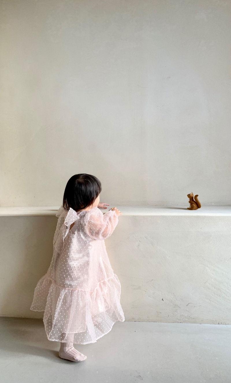 MONBEBE - Korean Children Fashion - #Kfashion4kids - Tul Dress - 10