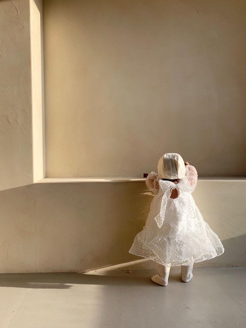 MONBEBE - Korean Children Fashion - #Kfashion4kids - Tul Dress - 11