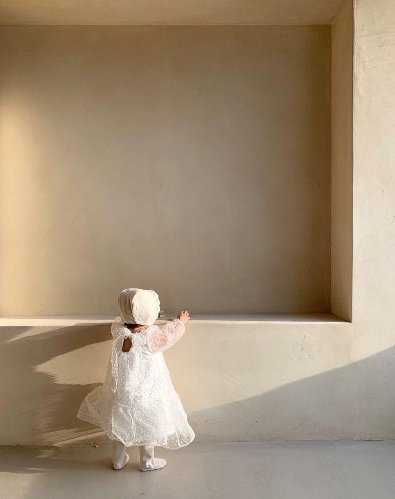 MONBEBE - Korean Children Fashion - #Kfashion4kids - Tul Dress - 9