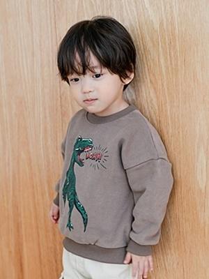 PARTY KIDS - BRAND - Korean Children Fashion - #Kfashion4kids - Dino MTM