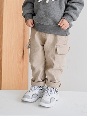 PARTY KIDS - BRAND - Korean Children Fashion - #Kfashion4kids - Rhapsody Cargo Pants