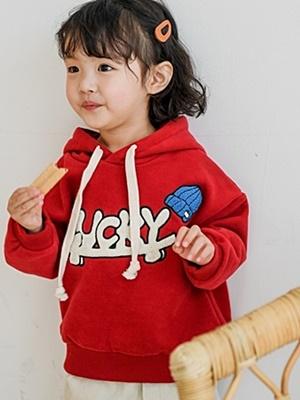 PARTY KIDS - BRAND - Korean Children Fashion - #Kfashion4kids - Lucky Hood MTM