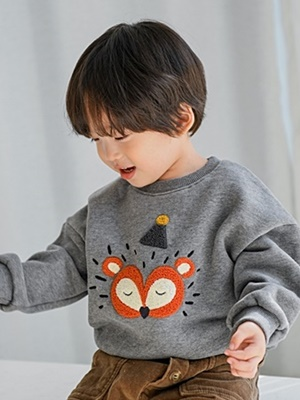 PARTY KIDS - BRAND - Korean Children Fashion - #Kfashion4kids - Fox MTM