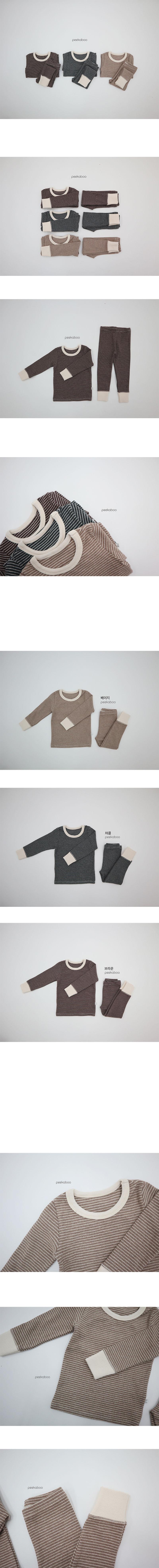 PEEKABOO - Korean Children Fashion - #Kfashion4kids - Pot Easywear