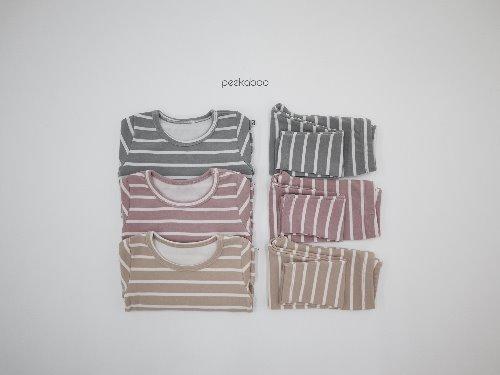 PEEKABOO - BRAND - Korean Children Fashion - #Kfashion4kids - Pudding Easywear