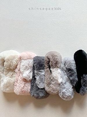 SHINSEAGE KIDS - BRAND - Korean Children Fashion - #Kfashion4kids - Two Toned Magnetic Warmer