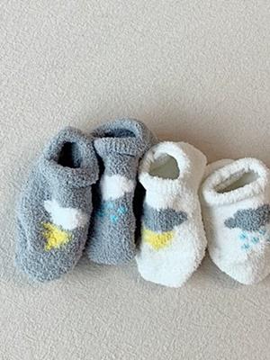 SHINSEAGE KIDS - BRAND - Korean Children Fashion - #Kfashion4kids - Pino Sleeping Socks