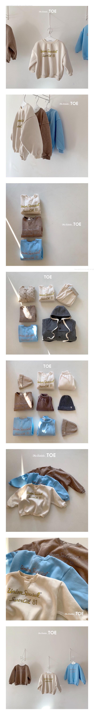 TOE - Korean Children Fashion - #Kfashion4kids - Oil MTM