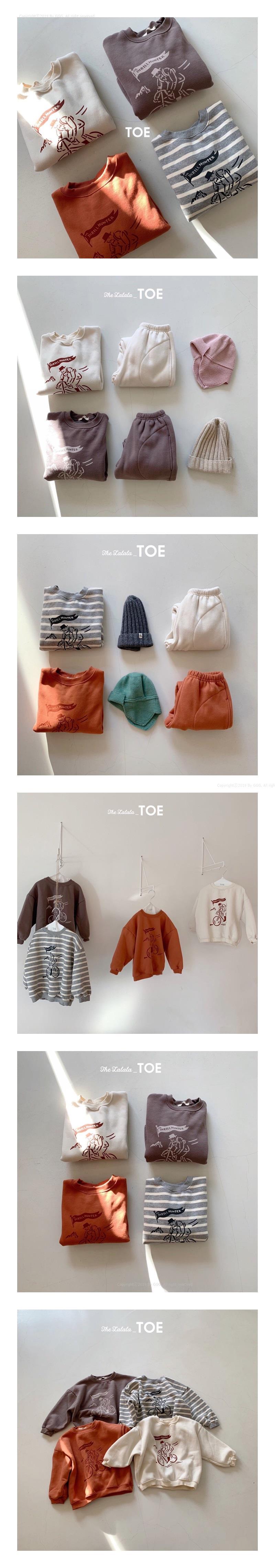 TOE - Korean Children Fashion - #Kfashion4kids - Bike MTM