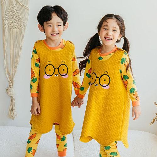 VOVO - BRAND - Korean Children Fashion - #Kfashion4kids - Smart Face Sleep Vest