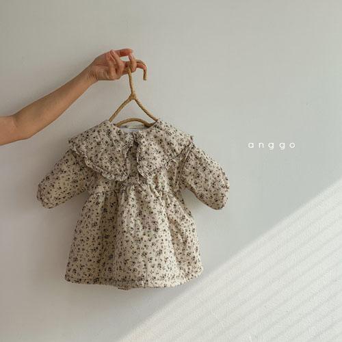 ANGGO - Korean Children Fashion - #Kfashion4kids - Ameliy One-piece