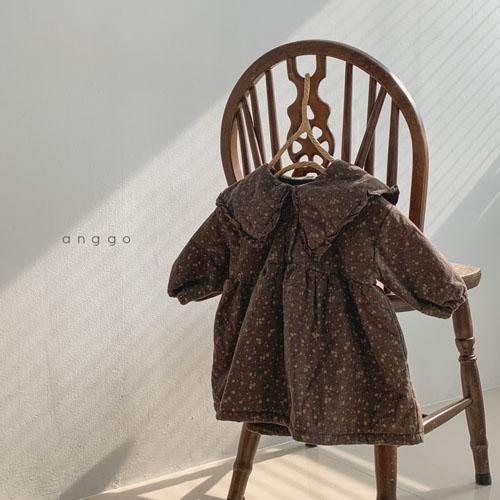 ANGGO - Korean Children Fashion - #Kfashion4kids - Ameliy One-piece - 10