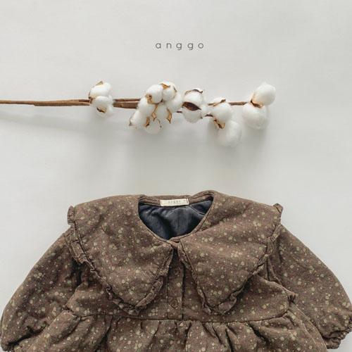 ANGGO - Korean Children Fashion - #Kfashion4kids - Ameliy One-piece - 11