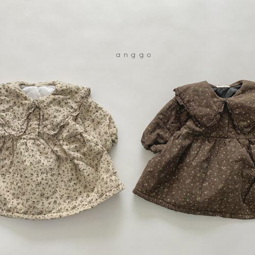 ANGGO - Korean Children Fashion - #Kfashion4kids - Ameliy One-piece - 3