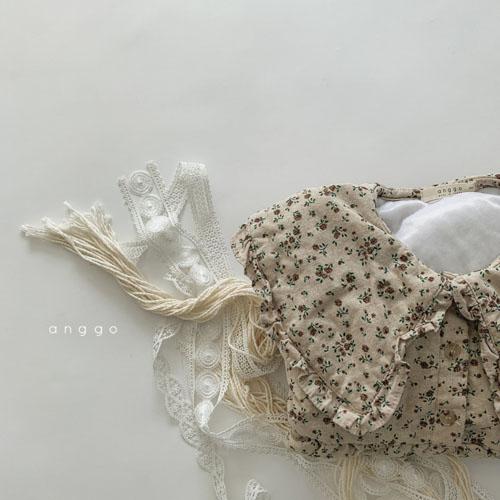 ANGGO - Korean Children Fashion - #Kfashion4kids - Ameliy One-piece - 4