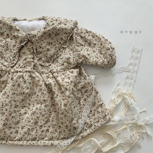 ANGGO - Korean Children Fashion - #Kfashion4kids - Ameliy One-piece - 6