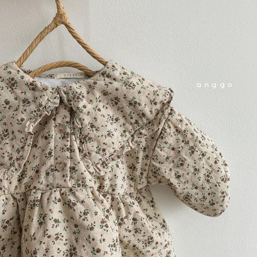 ANGGO - Korean Children Fashion - #Kfashion4kids - Ameliy One-piece - 7