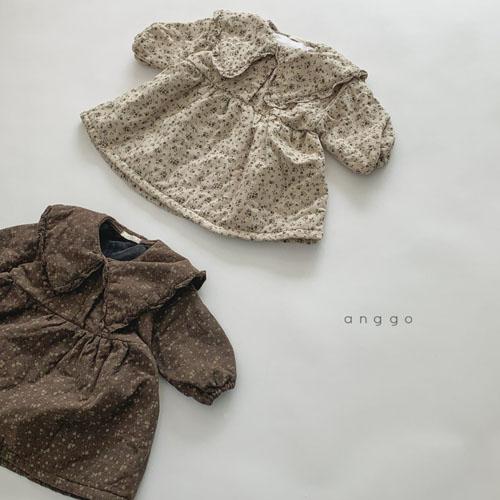 ANGGO - Korean Children Fashion - #Kfashion4kids - Ameliy One-piece - 8