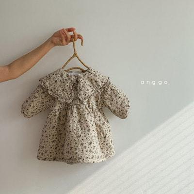ANGGO - BRAND - Korean Children Fashion - #Kfashion4kids - Ameliy One-piece