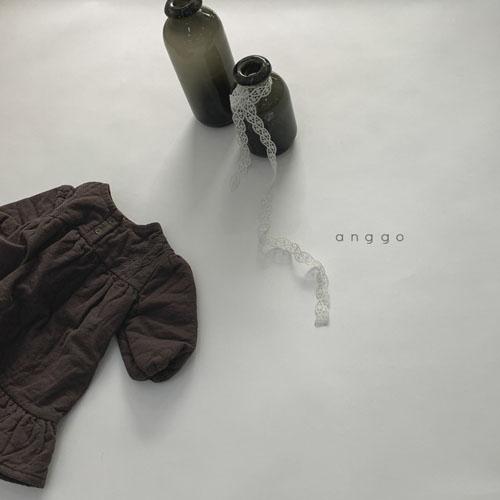 ANGGO - Korean Children Fashion - #Kfashion4kids - Momo Lace One-piece - 10