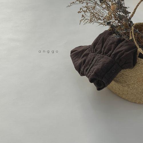 ANGGO - Korean Children Fashion - #Kfashion4kids - Momo Lace One-piece - 11