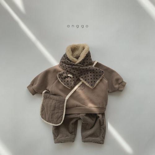 ANGGO - Korean Children Fashion - #Kfashion4kids - Puppy Cat MTM - 2