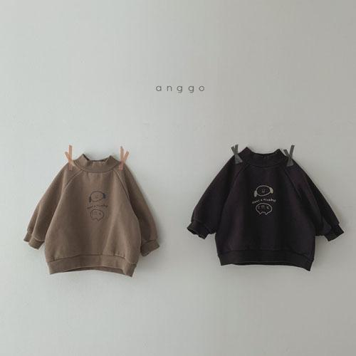ANGGO - Korean Children Fashion - #Kfashion4kids - Puppy Cat MTM - 8