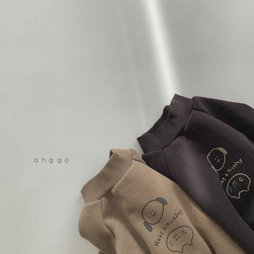 ANGGO - Korean Children Fashion - #Kfashion4kids - Puppy Cat MTM - 9